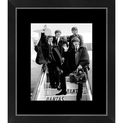 Tableau photo The Beatles 40x46