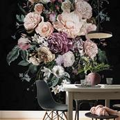 Poster mural floral Charming 200x250