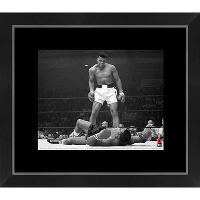 Tableau photo Mohamed Ali, 40x46