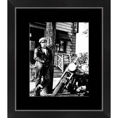 Tableau photo Les Bolides James Dean 40x46