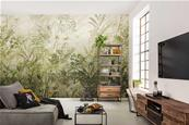 Papier peint feuillage jungle Wilderness 400x280