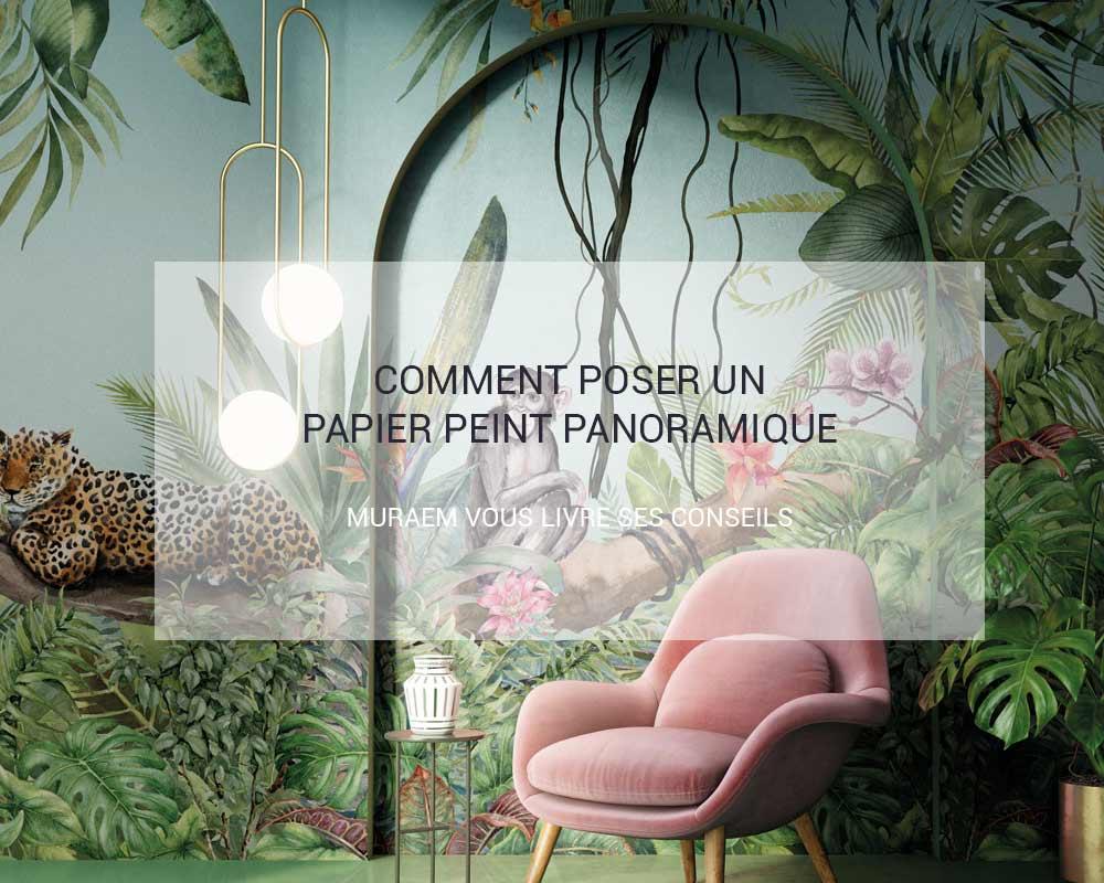 Conseil De Pose D Un Papier Peint Panoramique Intisse Muraem